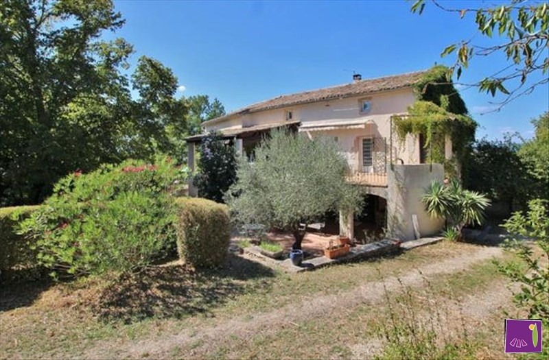 Deluxe sale house / villa Barjac 542000€ - Picture 2