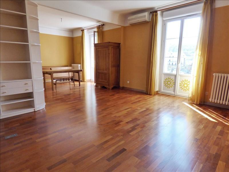 Sale apartment Aix les bains 389000€ - Picture 1