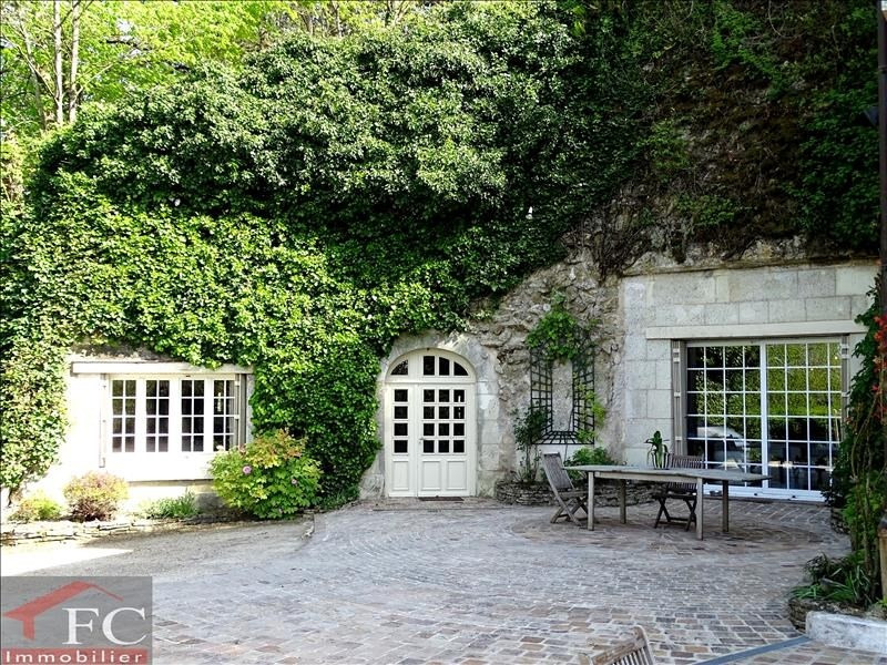 Deluxe sale house / villa Lavardin 753450€ - Picture 1