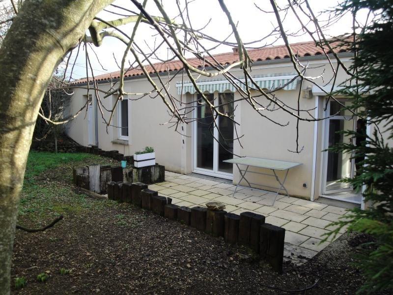 Vente maison / villa Niort 132000€ - Photo 1