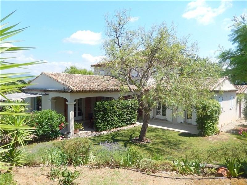 Sale house / villa Roquebrune sur argens 548000€ - Picture 1