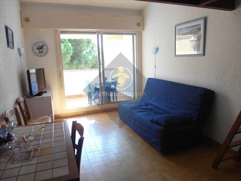 Vente appartement Le cap d agde 127000€ - Photo 2