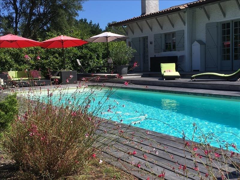 Vente de prestige maison / villa St aubin de medoc 650000€ - Photo 1