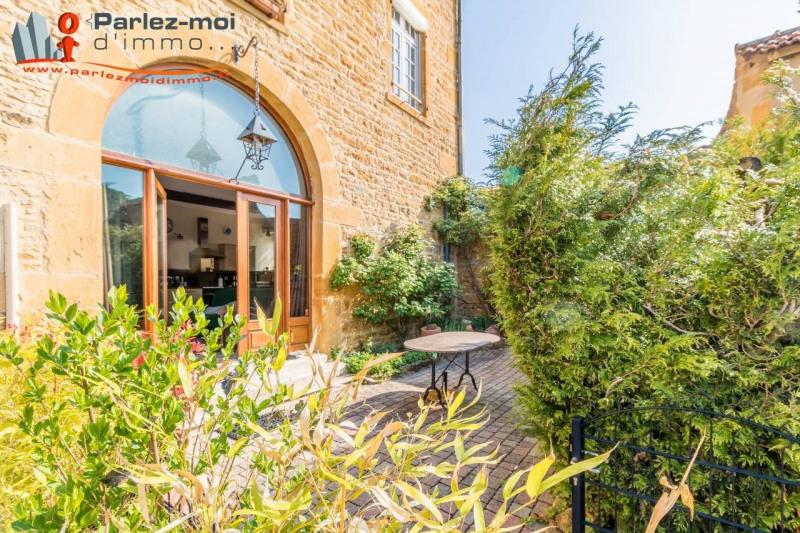 Vente appartement Saint-germain-sur-l'arbresle 249000€ - Photo 1