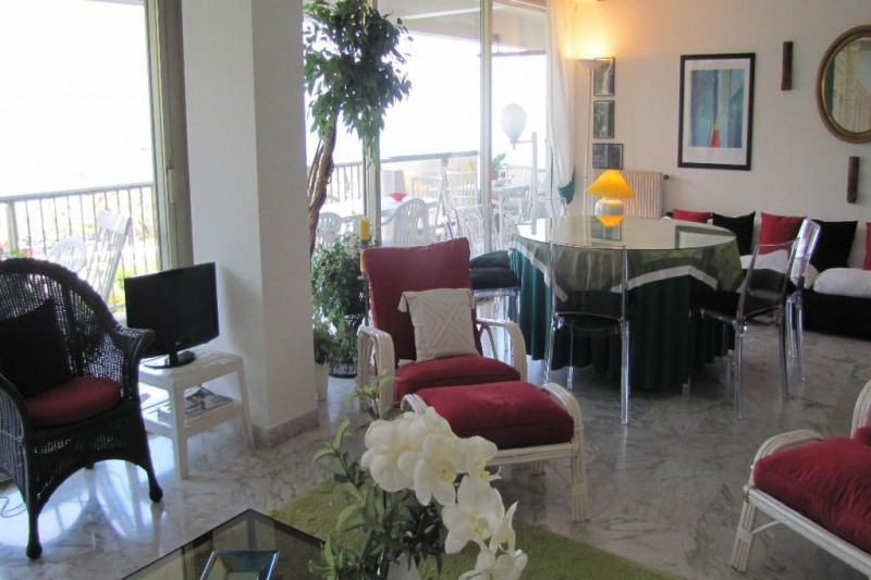 Vacation rental apartment Cap d'antibes  - Picture 4