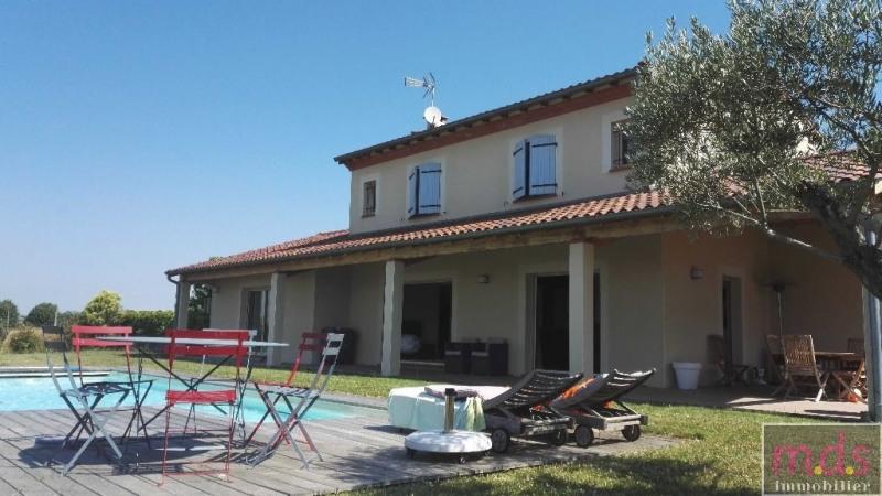 Deluxe sale house / villa Verfeil secteur 510000€ - Picture 1