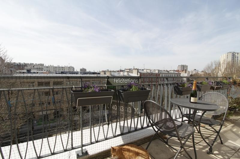 Vente de prestige appartement Paris 11ème 1 599 000€ - Photo 1