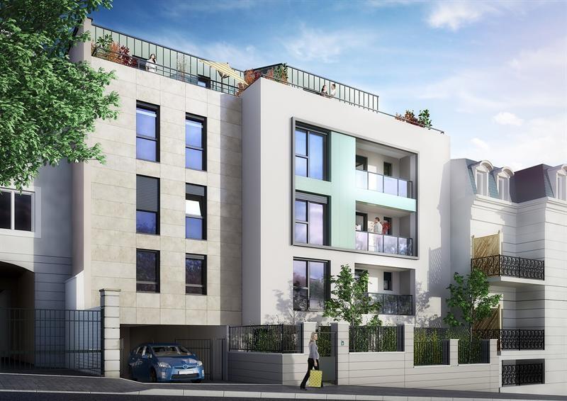 Villa wagram programme immobilier neuf boissy saint l ger for Val immobilier boissy saint leger