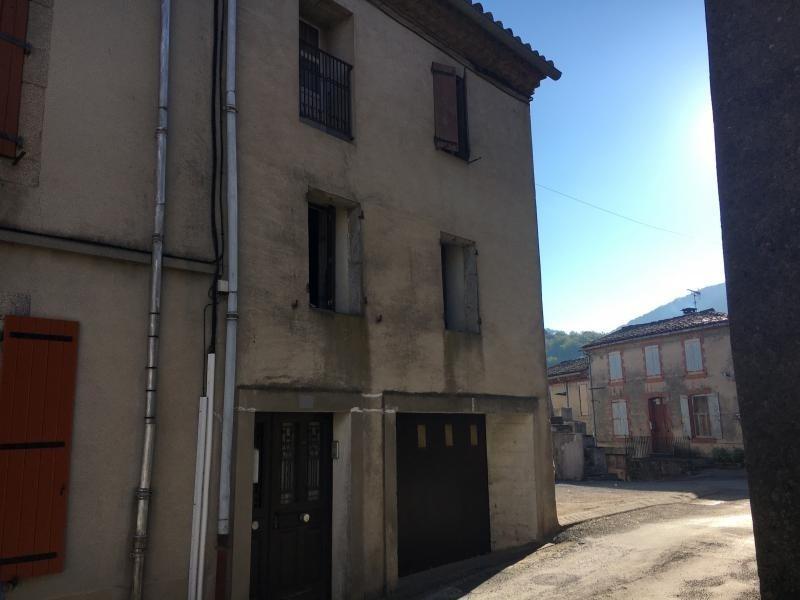 Vente maison / villa Mazamet 55000€ - Photo 1