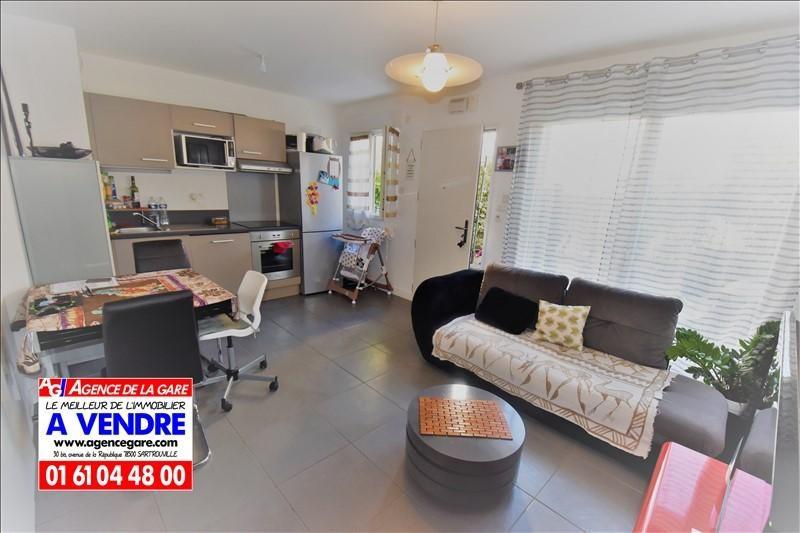 Vente appartement Sartrouville 258000€ - Photo 2
