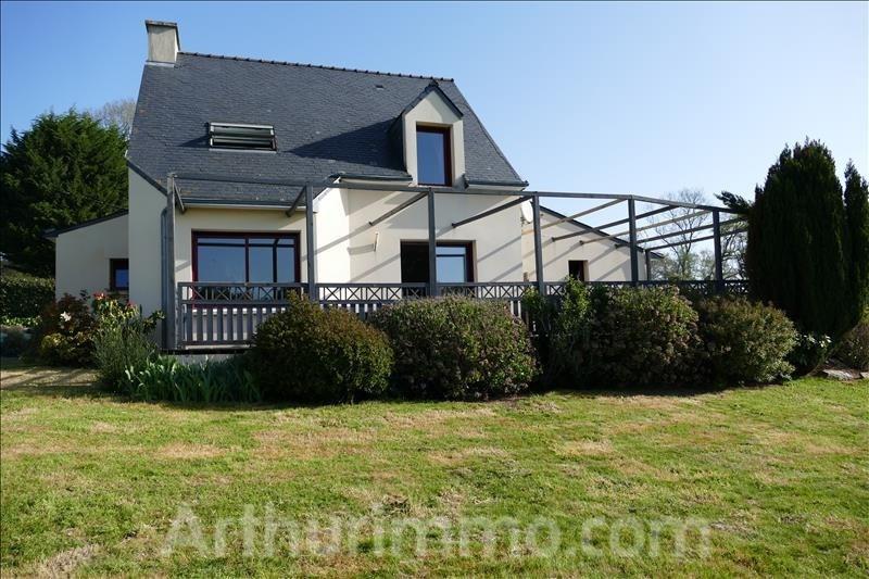 Sale house / villa Ploemel 299500€ - Picture 1
