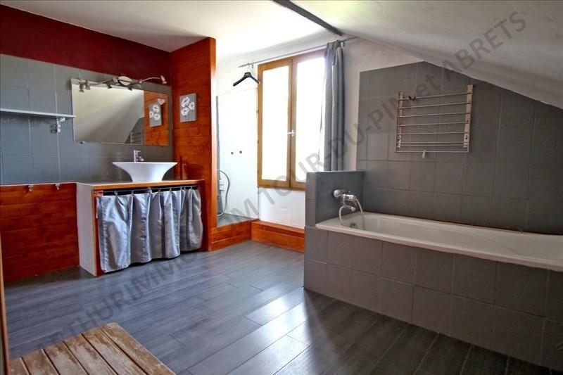 Vente maison / villa La tour du pin 225000€ - Photo 7