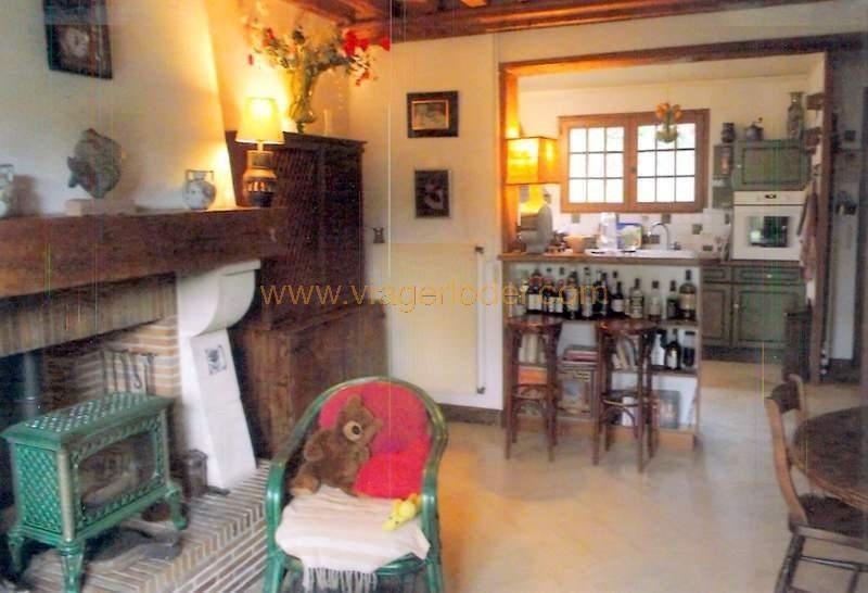 Vendita nell' vitalizio di vita casa Tourgeville 420000€ - Fotografia 3