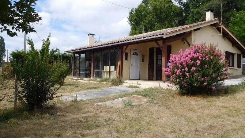 Sale house / villa St savin 129000€ - Picture 1