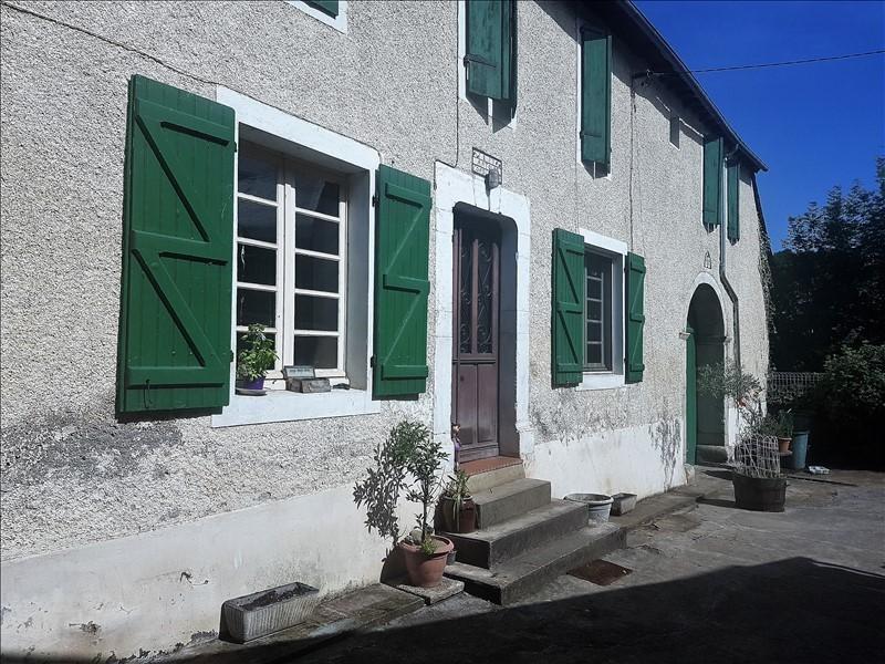 Vente maison / villa Ogeu les bains 181200€ - Photo 1