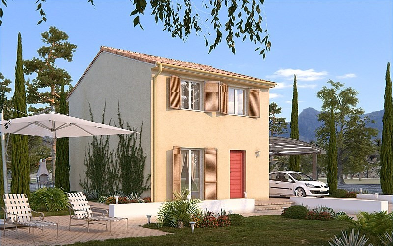 Maison  5 pièces + Terrain 300 m² Mormant par MAISONS PIERRE