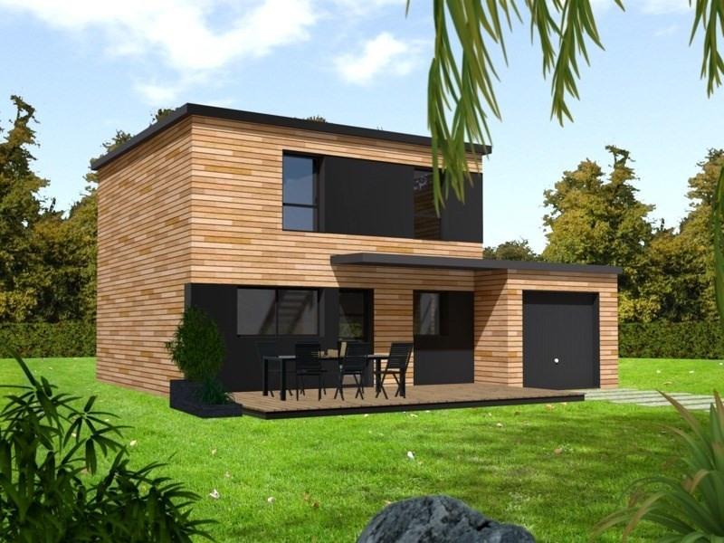 Maison  6 pièces + Terrain 950 m² Louhans par PRIMOBOIS