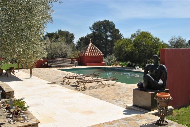 Deluxe sale house / villa La cadiere d azur 936000€ - Picture 4