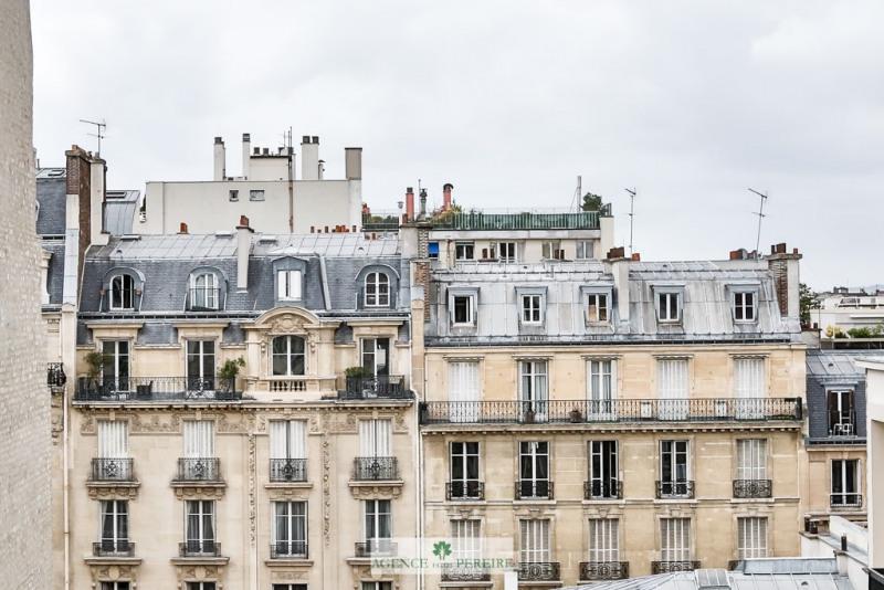 Vente de prestige appartement Paris 17ème 1190000€ - Photo 10