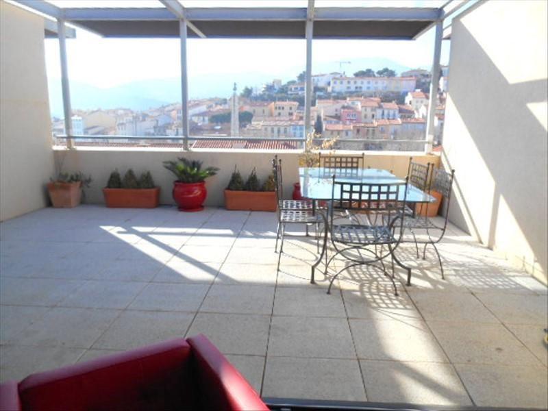 Vente appartement Port vendres 425000€ - Photo 1