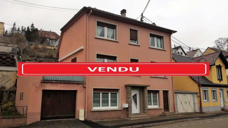 Sale house / villa Dinsheim sur bruche 248900€ - Picture 1