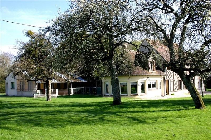 Sale house / villa Verneuil sur avre 410000€ - Picture 12