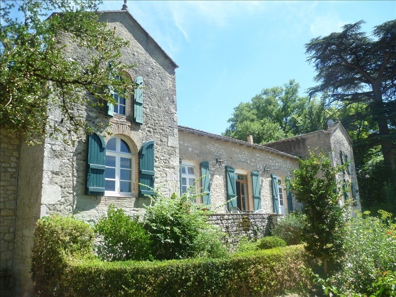 Deluxe sale house / villa Montaigu de quercy 499 000€ - Picture 1