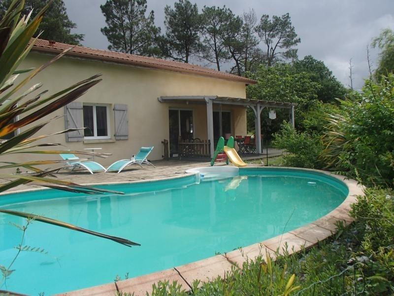 Sale house / villa L isle jourdain 320000€ - Picture 8