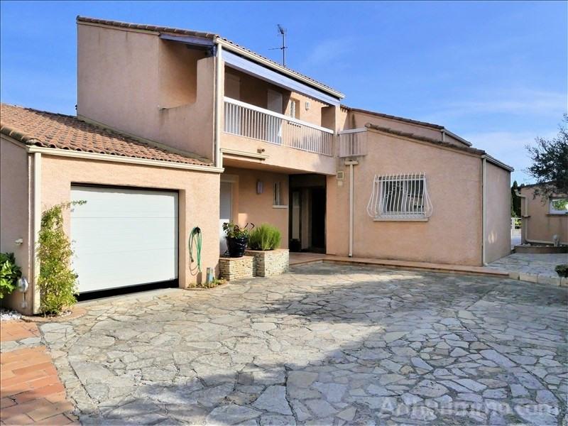 Vente de prestige maison / villa St georges d orques 577000€ - Photo 1