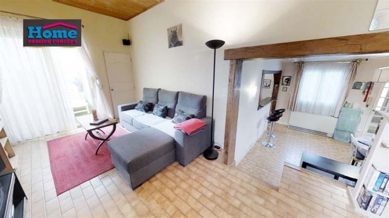 Sale apartment Nanterre 395 000€ - Picture 2