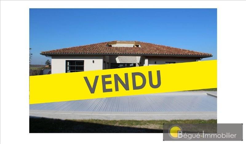Vente maison / villa Pibrac 470000€ - Photo 1