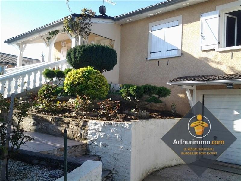Sale house / villa Chavanoz 354900€ - Picture 3