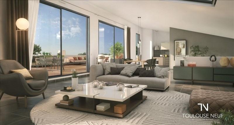 Vente appartement Toulouse 429900€ - Photo 2