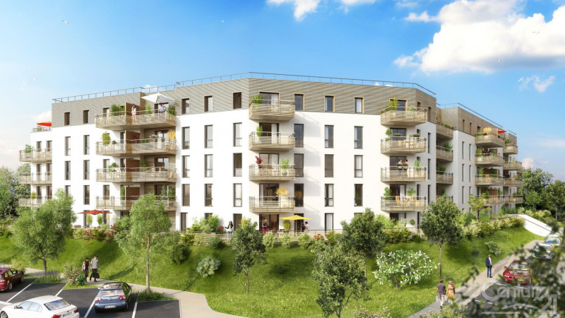 Location appartement Blainville sur orne 525€ CC - Photo 1