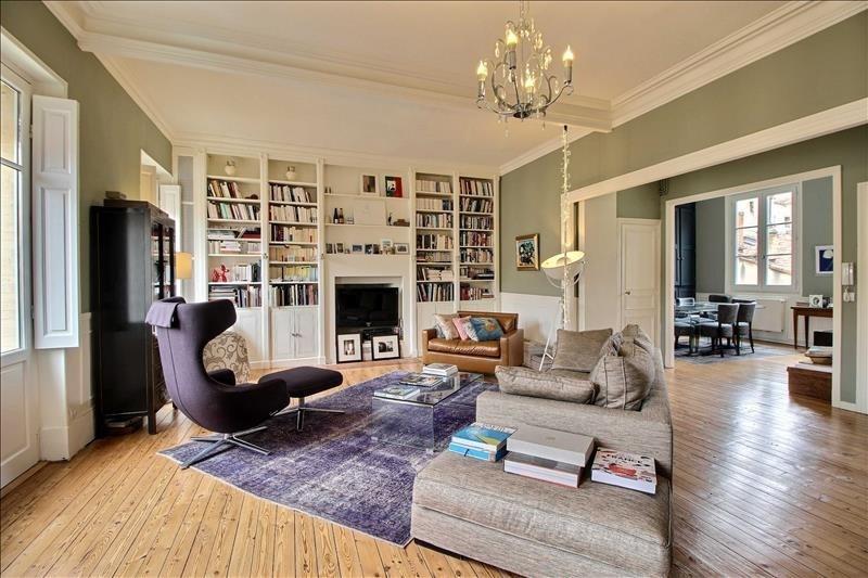 Immobile residenziali di prestigio appartamento Toulouse 725000€ - Fotografia 1