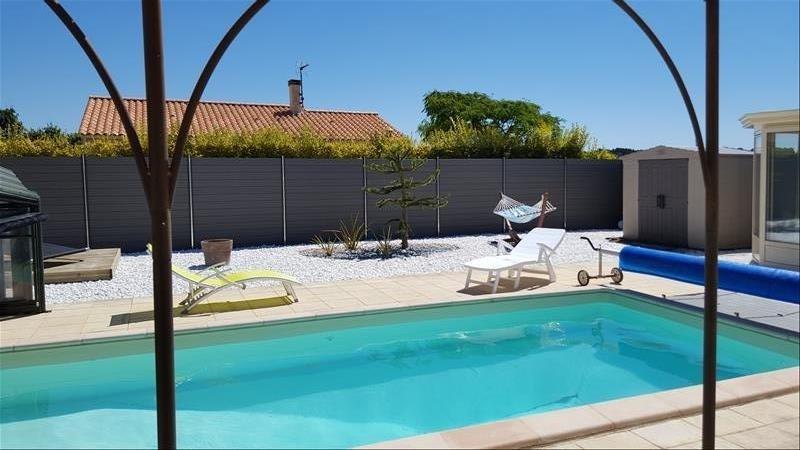Sale house / villa Jard sur mer 278720€ - Picture 2