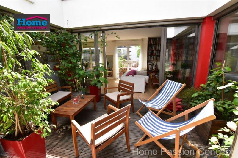 Sale apartment Nanterre 549000€ - Picture 2