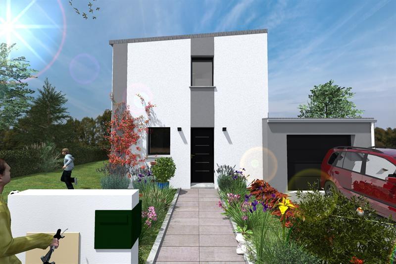 Maison  5 pièces + Terrain 700 m² Vertou (44120) par ESPACE HABITAT