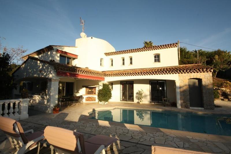 Deluxe sale house / villa Vallauris 1890000€ - Picture 1