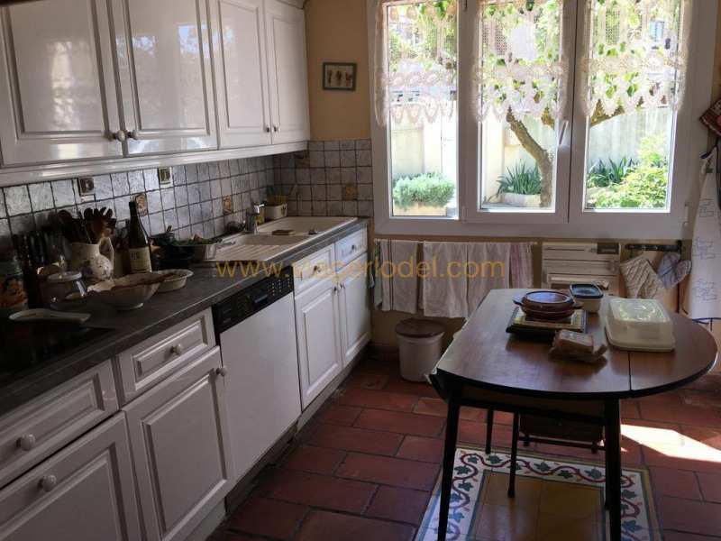 Life annuity house / villa Les angles 70 000€ - Picture 11
