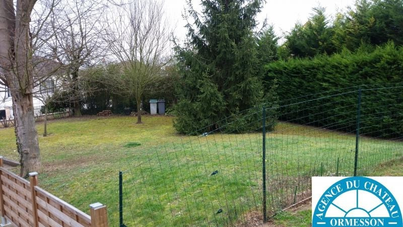 Vente terrain Ormesson sur marne 272 000€ - Photo 1