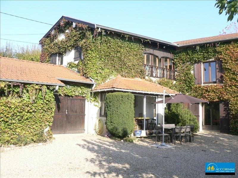 Deluxe sale house / villa Genay 675000€ - Picture 9