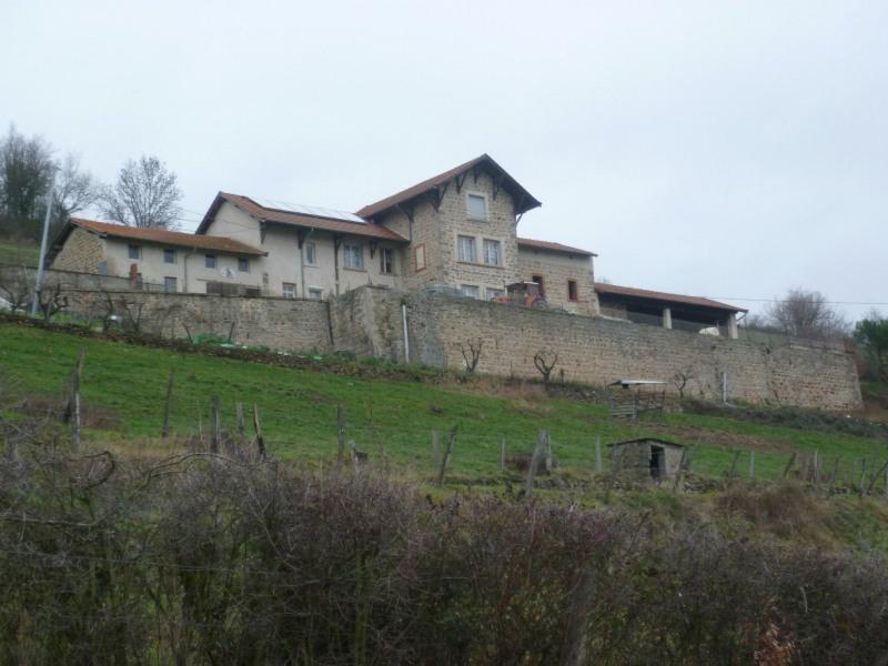 Deluxe sale house / villa Ste foy l argentiere 700000€ - Picture 1