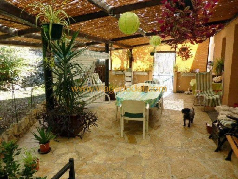 Vendita nell' vitalizio di vita casa La trinité 82000€ - Fotografia 5