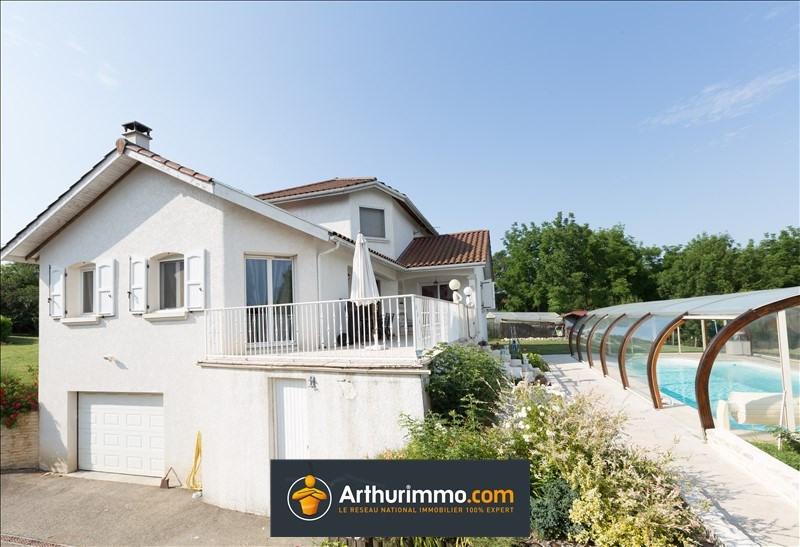 Sale house / villa Morestel 363000€ - Picture 3