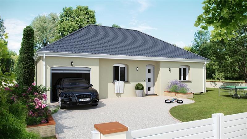 Maison  4 pièces + Terrain 1150 m² Monthou-sur-Cher par babeau seguin