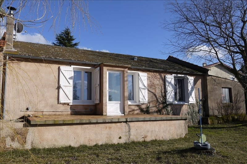 Casa antiga 3 quartos