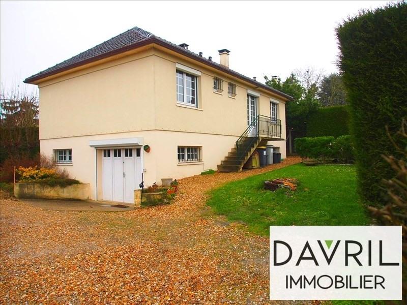Vente maison / villa Andresy 319000€ - Photo 1