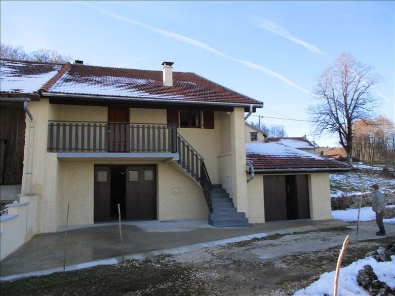 Vente maison / villa Lalleyriat 220000€ - Photo 1