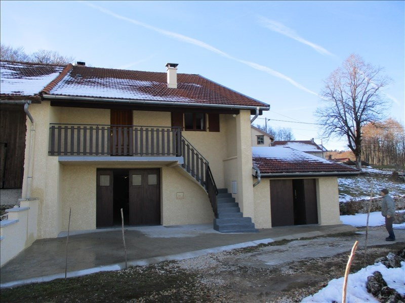 Sale house / villa Lalleyriat 235000€ - Picture 1
